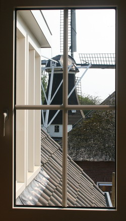 Bed and Breakfast bij de molen in Rolde, Drenthe